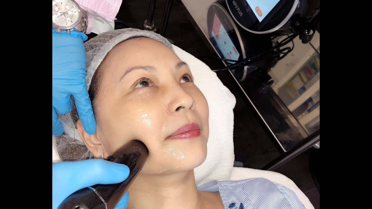 HIFU Plus Non-Surgical Facelift with Long-Lasting Results!