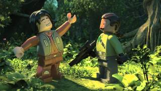 Rebels Ghost Story - LEGO Star Wars – 2014 Mini Movie(LEGO® Star Wars ™ – 2014 Mini Movie: Rebels Ghost Story Awesome original mini movies taking place in the LEGO® STAR WARS™ universe., 2014-12-03T08:40:14.000Z)