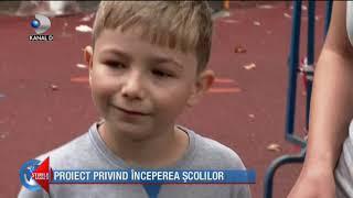 Stirile Kanal D(16.08.2020)-Proiect privind inceperea scolilor! Ce conditii sunt? | Editie de pranz