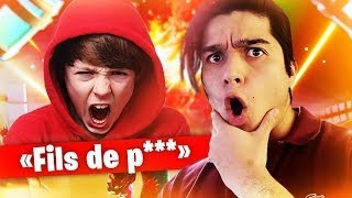1VS1 CONTRE UN GROS RAGEUX QUI INSULTE MA MERE ! - FORTNITE BATTLE ROYAL