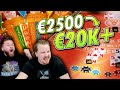Big Wins on Blackjack and Crazy Time! (Table Games Session)