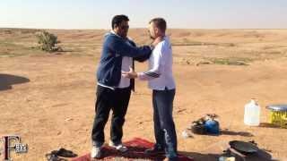 مدرب كاراتيه توهق مع سعودي