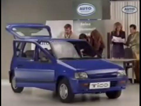 Reklama Daewoo Tico  1998 Polska (Auto System)