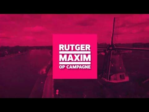 Rutger en Maxim op campagne S01E01