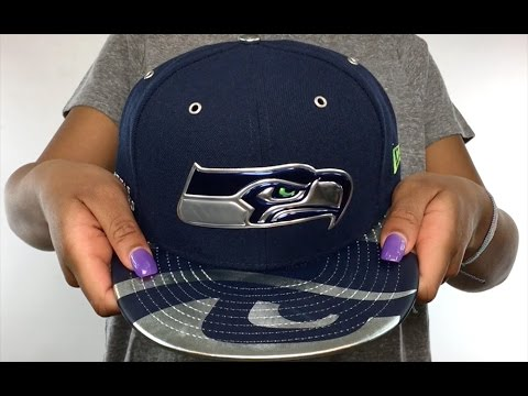 Seahawks  2017 SPOTLIGHT  Fitted Hat by New Era - YouTube efc93e01d12