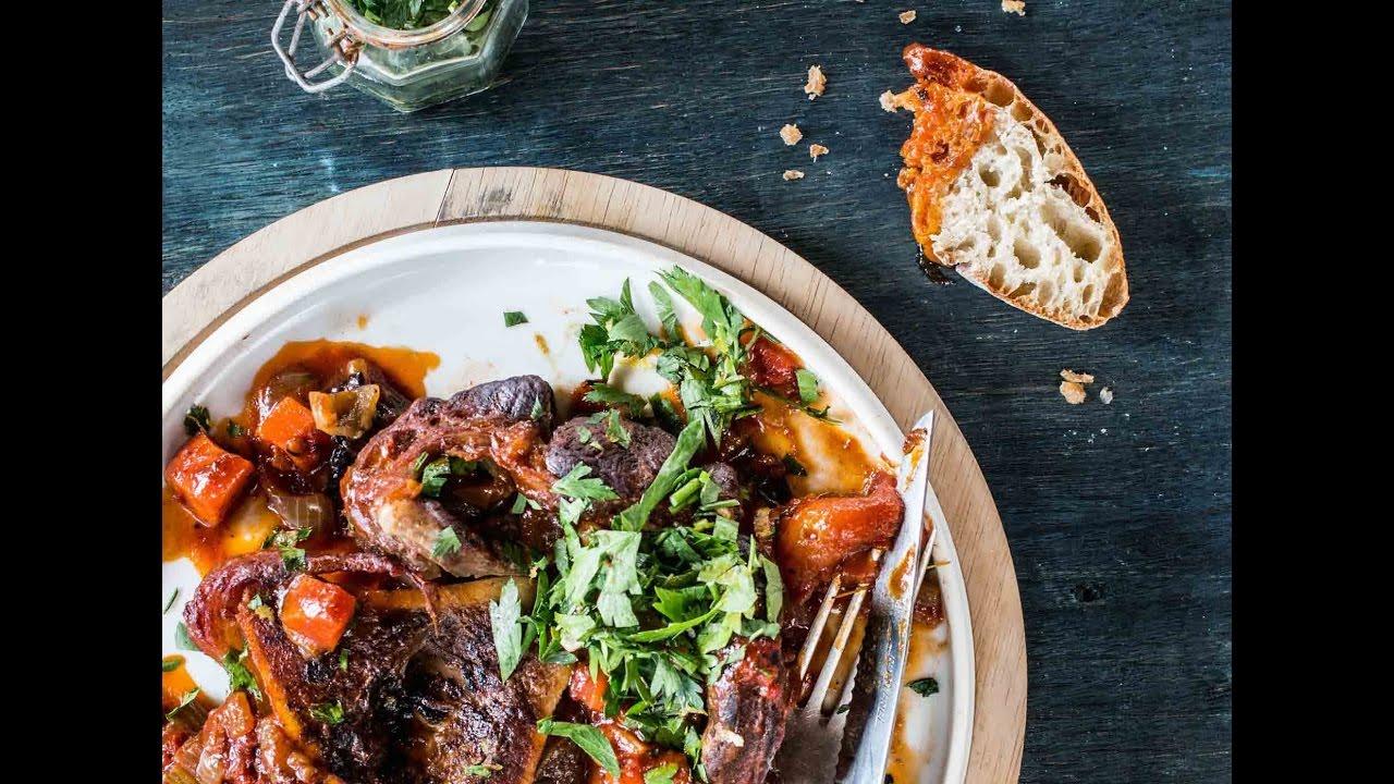 Klassische küche rezepte  Osso buco Rezept I klassische Küche I FOODBOOM - YouTube