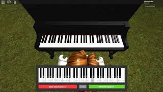 How to Play Lean On on Roblox Piano EASY