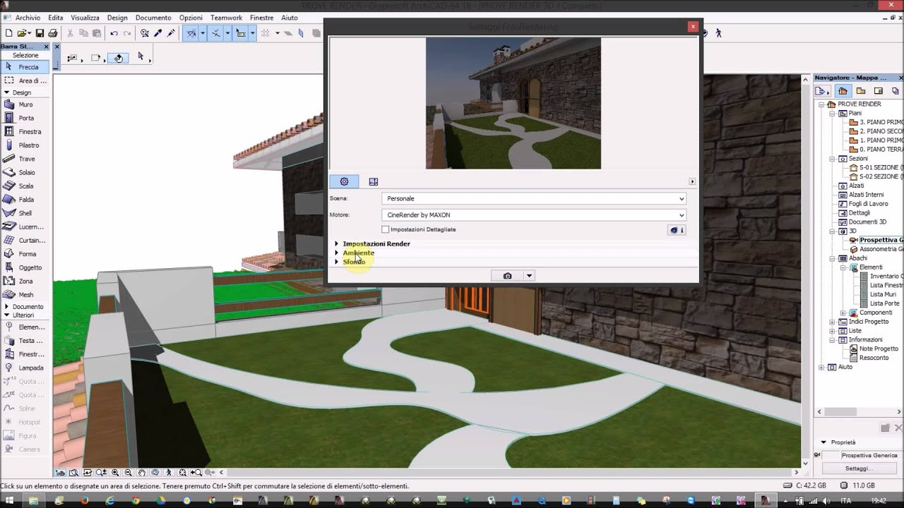 how to open an archicad 18 and 19