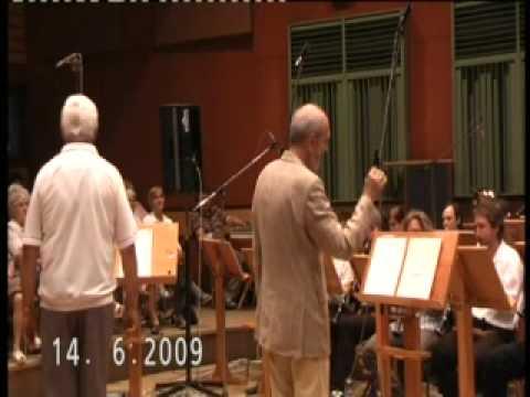 "Josef Vejvoda – Live Recording in Czech Radio Plzen 14 06 09    ""JEDNOU,  DVAKRAT"""