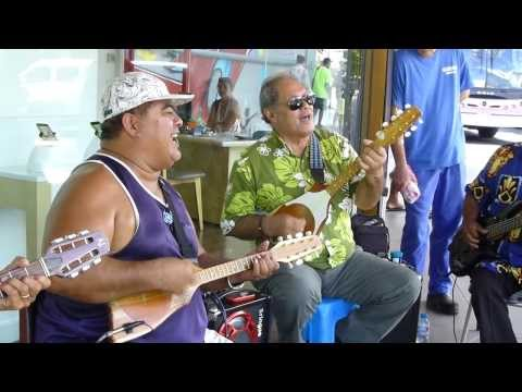 Tahiti: Music from the heart...