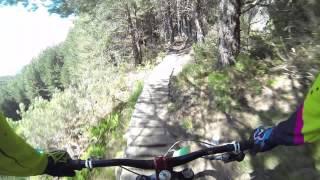 La Pinilla Hero3 Iniciacion Flow Line SX Wood Park y Las Hadas