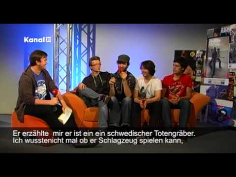 Kanal 21 Backstage - Tim McMillan & Friends