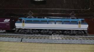 【鉄道模型】HOゲージコキ50000系とコキ100系ALL12Ft