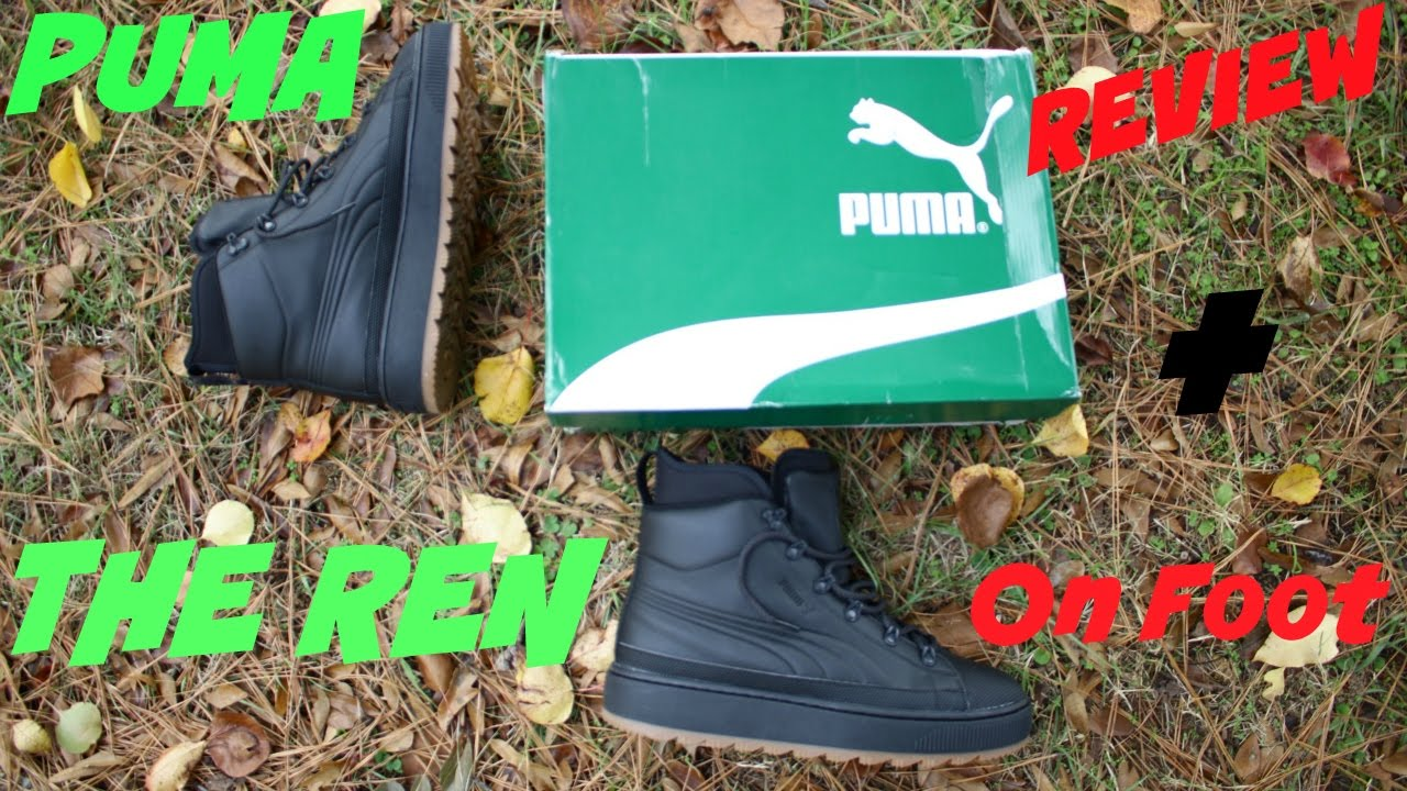 e229d926ef9 Puma The REN Review + On Foot