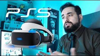 ¿PLAYSTATION obligará a comprar PS5 con  las GAFAS VR de salida en un mismo PACK?