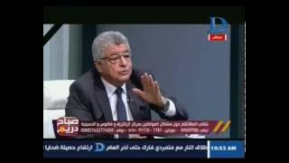 صباح دريم | مدير مركز شباب القنايات السابق بالشرقية يهاجم النائب هاني أباظة على الهواء