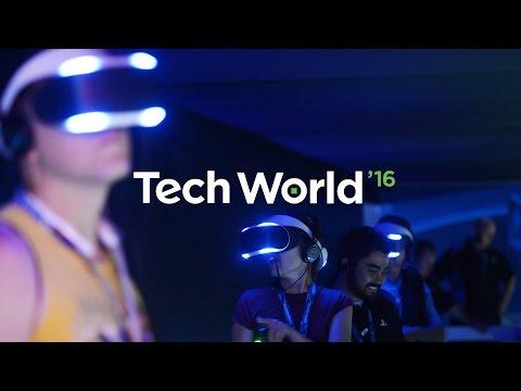 Moto Z, PHAB2 Pro, Tango — Tech World 2016 за 6 минут