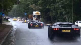 London Supercars October 2016: LaF Aperta, RWB, Zonda, 4x P1, Koenigsegg...
