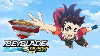 BEYBLADE BURST TURBO: Official Music Video - 'Turbo'