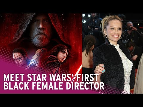 Meet Victoria Mahoney: Star Wars' First Black Female Director