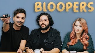 Elliott gets ROASTED on Bloopers! (And our NEW SHOW!)