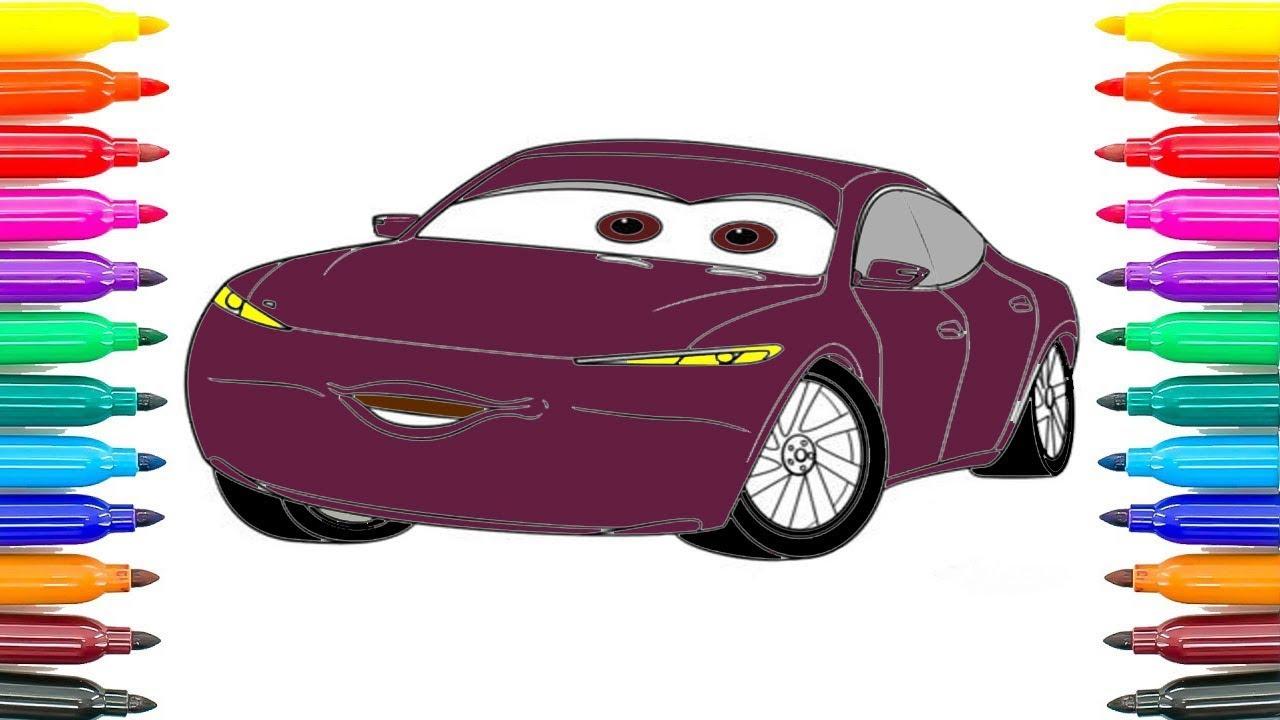 Hoe Te Om Auto S Te Tekenen 3 Natalie Bepaalde Kleurplaten Hoe Om