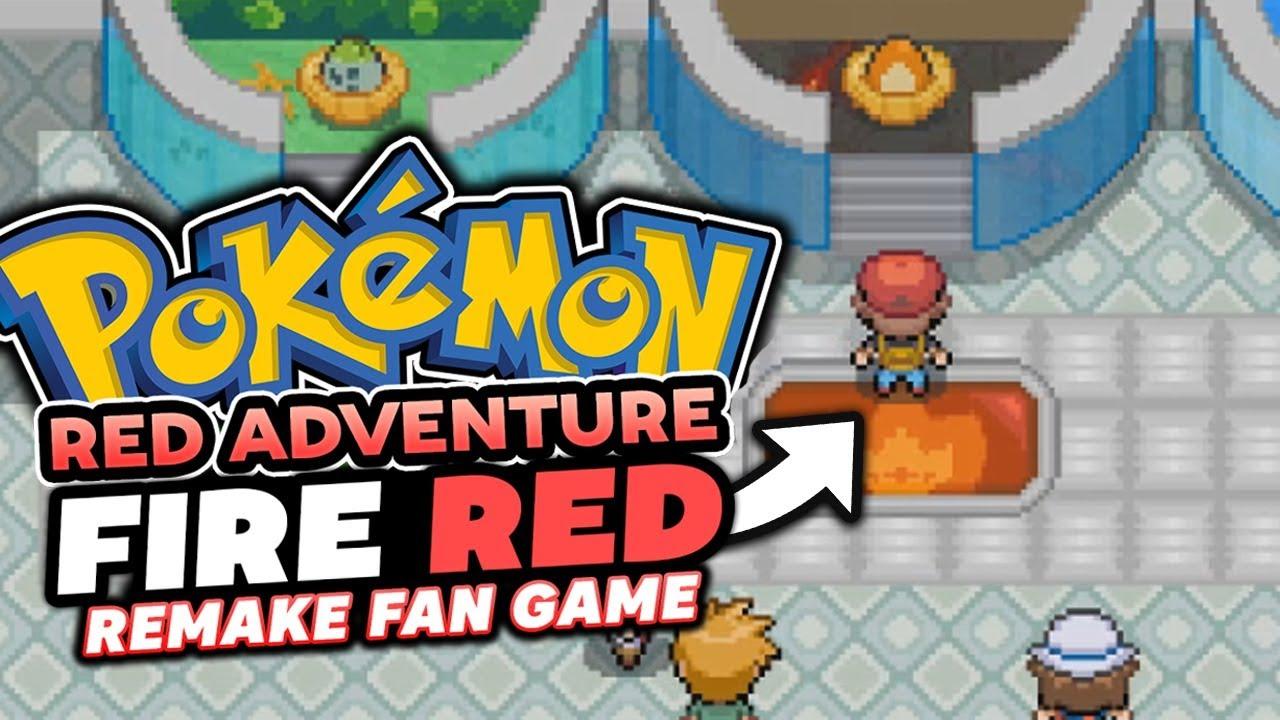 Pokemon HD: Pokemon Mega Adventure Gba Games Download
