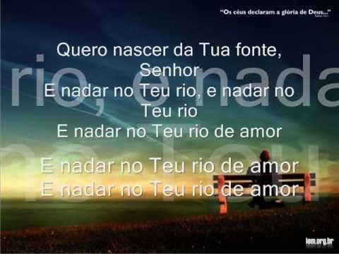 Rios de águas Vivas - Marcelo Nascimento