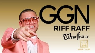 GGN Riff Raff with the Flavor Game: 'Peach Panther' Album Out June 24th