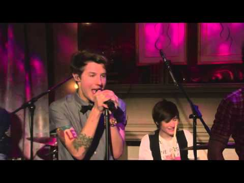 "Hot Chelle Rae perform their smash hit ""Hung Up"" in intimate prom scene on All My Children"