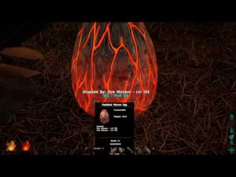Ark: How To Spawn High Level Wyvern Eggs in Scorched Earth