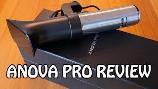 Anova Precision Pro Review - Sous Vide Wand