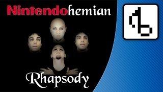 Repeat youtube video Nintendohemian Rhapsody feat. Pat The NES Punk!
