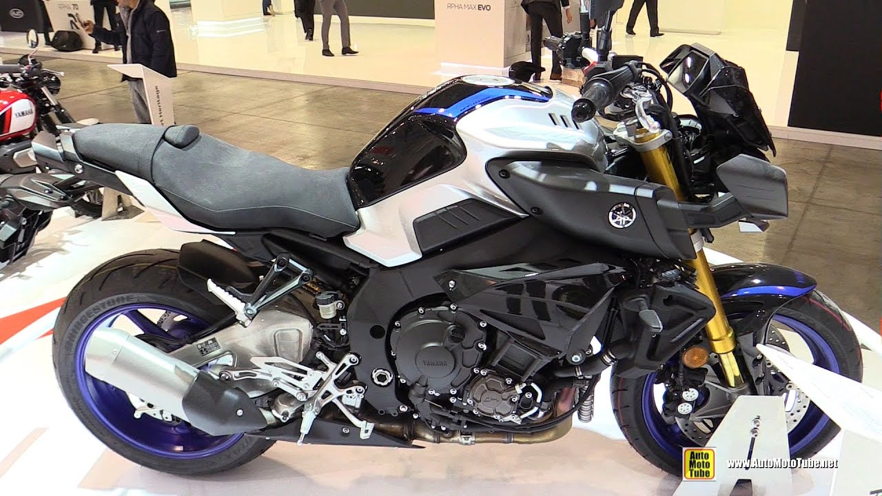 2017 yamaha mt10 sp walkaround 2016 eicma milan youtube. Black Bedroom Furniture Sets. Home Design Ideas