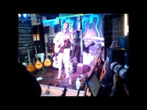 Massimo Varini Gate 18 live Scavino Torino 9/10/14