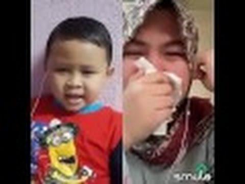 Video Smule Sedih Banget : Anak Kecil Nyanyi Lagu Tegar Rindu Ibu, BikinTerharu