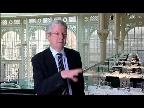 Industry voices: Tony Hall - YouTube