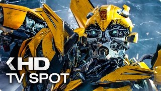 TRANSFORMERS 5 TV Spot & Trailer German Deutsch (2017)