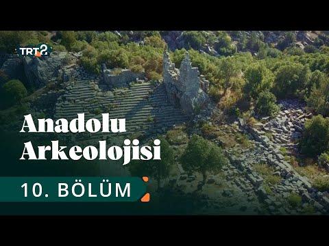 Anadolu Arkeolojisi   Adada Antik Kenti   10. Bölüm