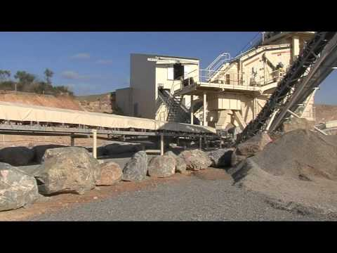 Mauri Group's Launette Plant (France) - Metso equipment