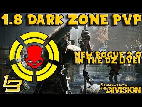 1.8 Dark Zone PvP! (The Division)