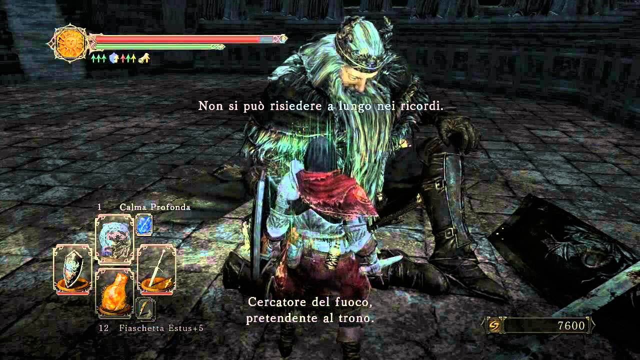 Quotes About Dark Souls: Dark Souls 2-King Vendrick Quotes(0, 1 E 2 Crowns)