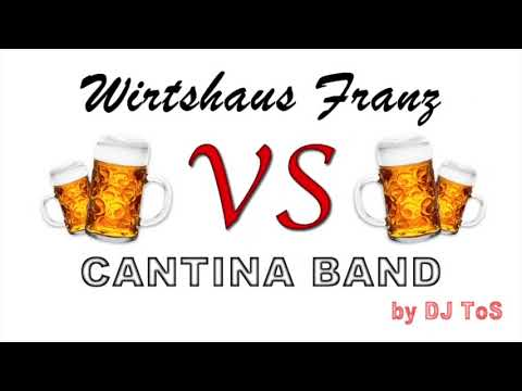 Wirtshaus Franz VS Cantina Band