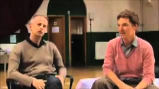 Benedict Cumberbatch  Rhinoceros 2007   Interviews and rehearsal