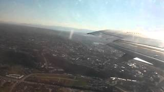 Taking Off - Port Elizabeth Airport