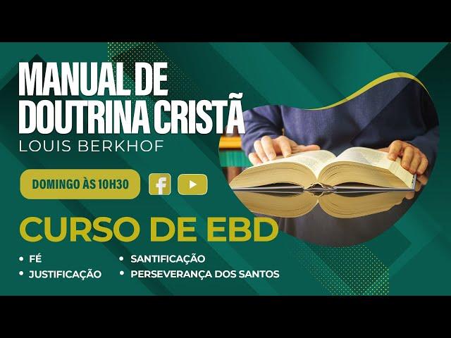 Escola Bíblica Dominical - 19.09.2021 - 10:30h
