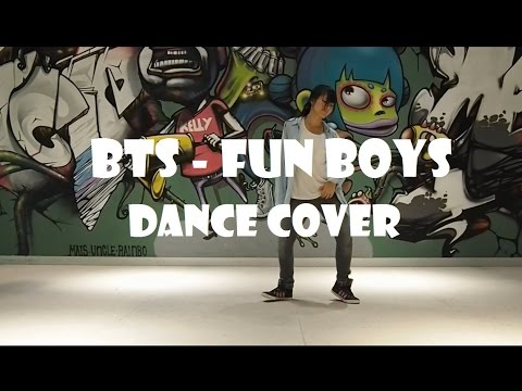 [hey喂跳] BTS (방탄소년단) - Fun Boys (흥탄소년단) Dance Cover (Waiwai Solo)