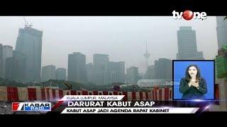 Indeks Polusi Udara di Malaysia Level Berbahaya, Kabut Asap Jadi Agenda Rapat Kabinet