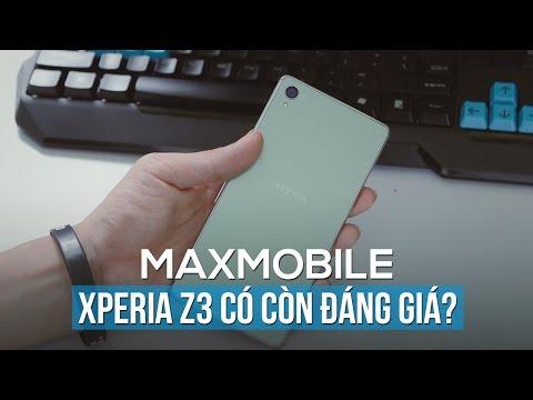 Lợi ích không ngờ khi thay màn hình sony z3 tại MaxMobile