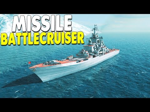 SINKING GIANT SHIP CONVOY, BIGGEST BATTLECRUISER AT WAR | Cold Waters Surface Ships Mod Gameplay